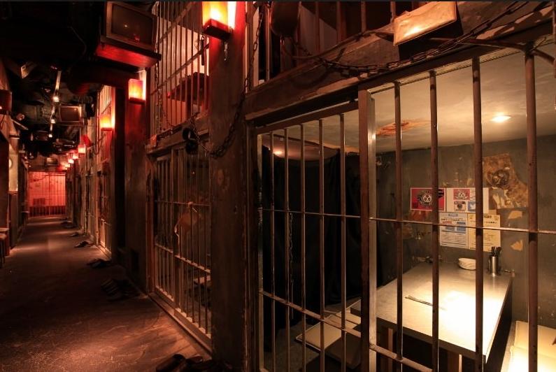 アルカトラズE.R. 渋谷刑務所病院 内装