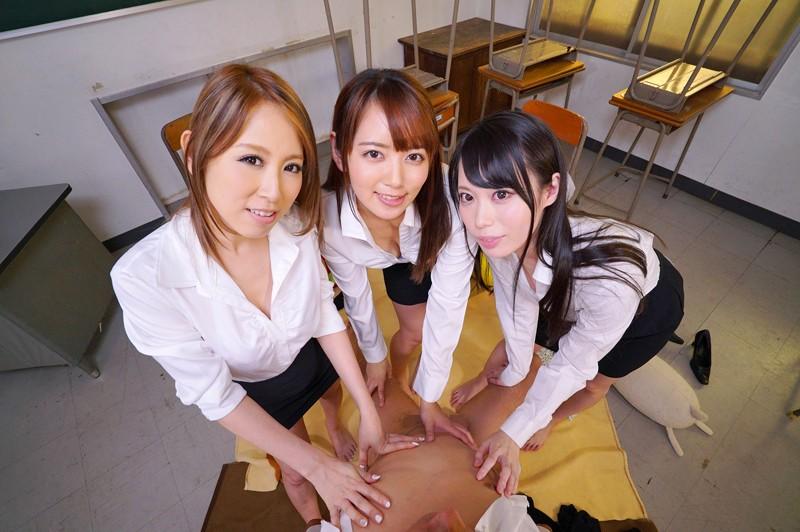 女教師セックスVR画像