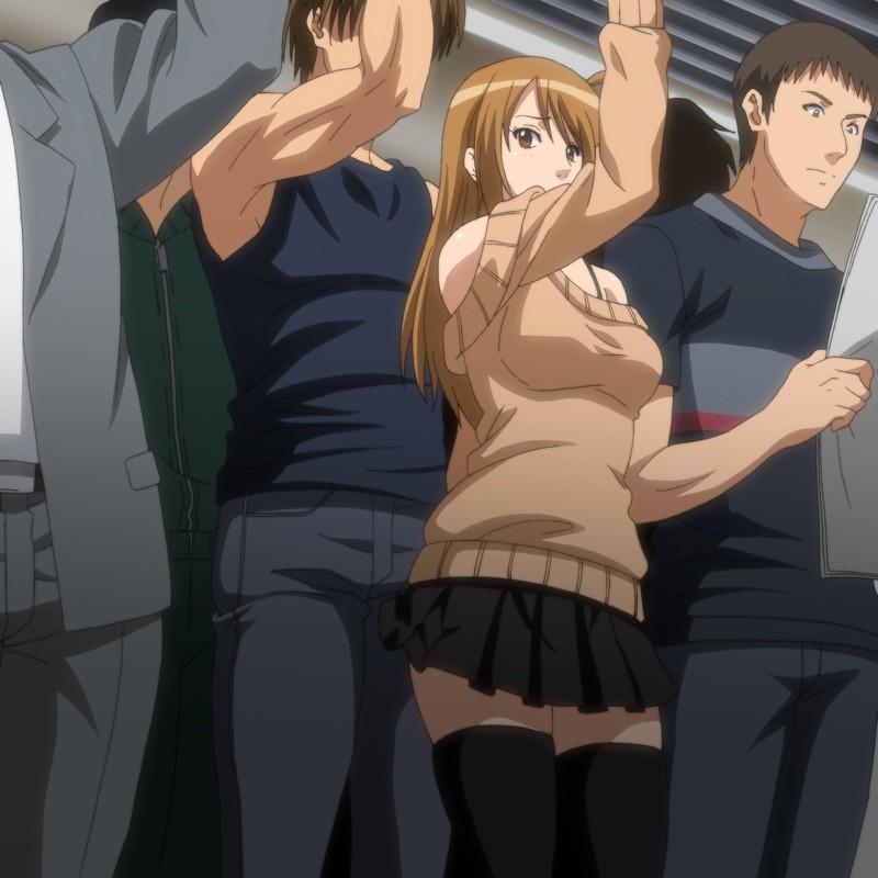 電車集団痴漢 桜のぞみ陵辱の画像2