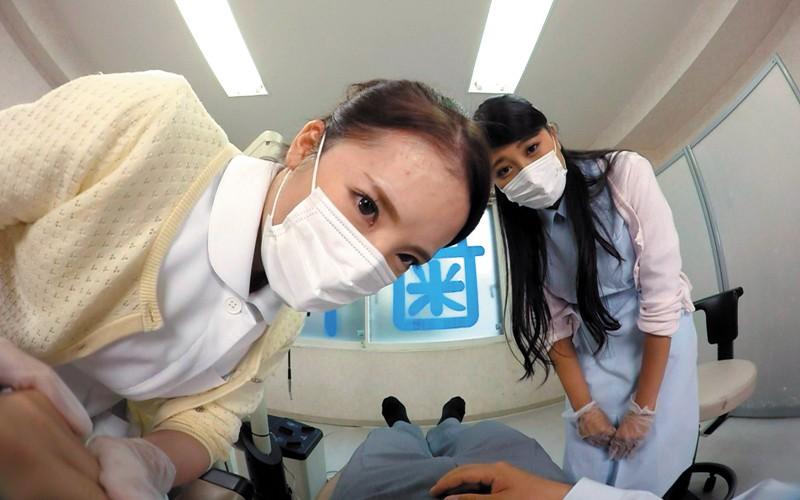 歯科医VRエロ画像
