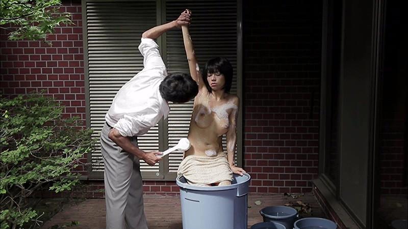 飼育された女範田紗々の画2