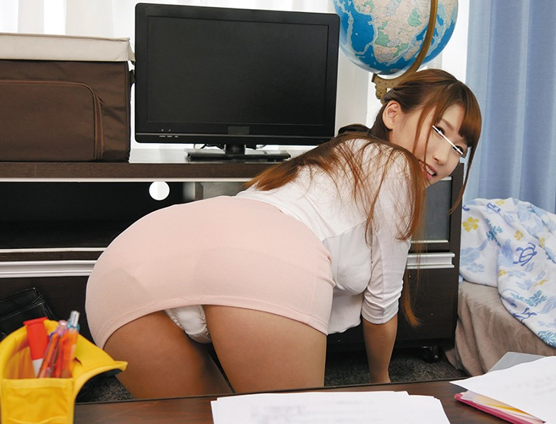 巨乳家庭教師AV画像1