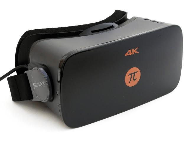 PIMAX 4K VR画像