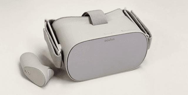 oculus goの本体