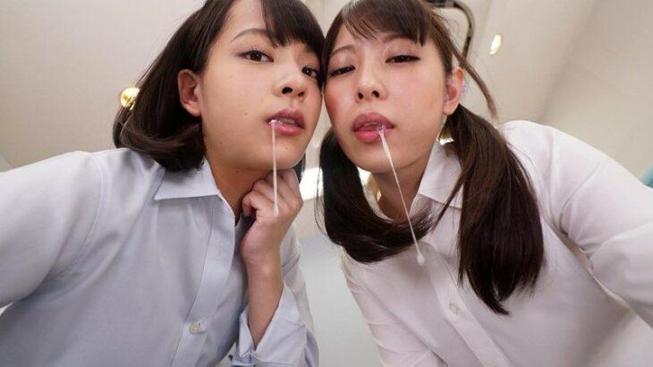 唾飲みVRおすすめ動画10選!唾液まみれで唾フェチ歓喜のVRをご紹介!!