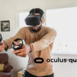 Oculus QuestでエロVRを視聴する方法と前作Oculus Goとの違いを比較