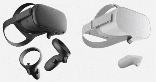 Oculus GoとOculus Questの違いを比較