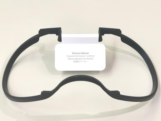 Oculus Quest 2眼鏡スペーサー